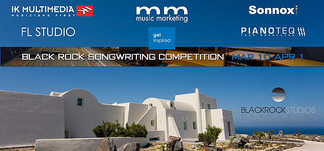 Black Rock Songwriting Competition