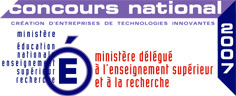 French Research Ministry award