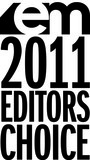 "Electronic Musician Editor's choice ""most innovative"""