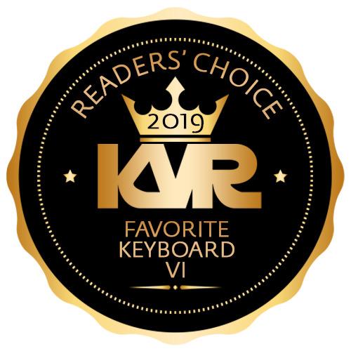 Winner in the KVR Favorite Keyboard VI category