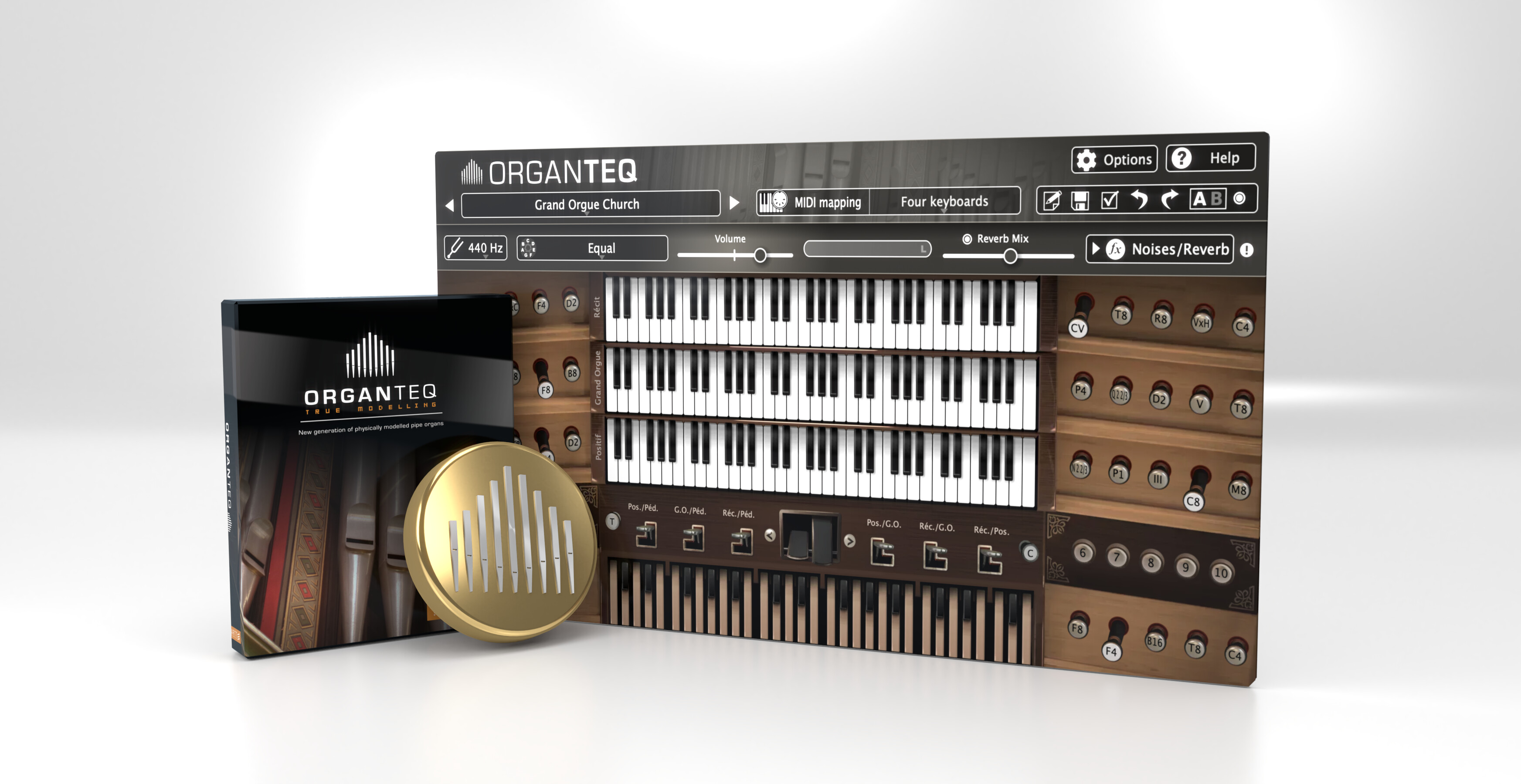 Organteq by MODARTT