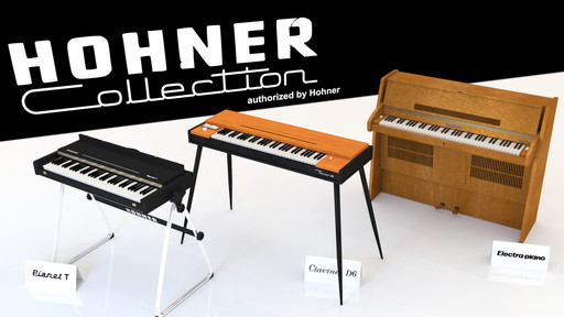 Hohner collection released