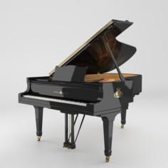 Model B grand piano