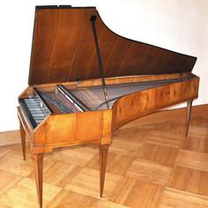 J. Dohnal pianoforte (1795)