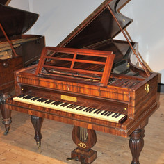 I. Pleyel grand piano (1835)