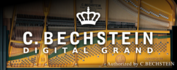 C Bechstein Digital Grand