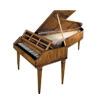 Historical instruments<br/><small>(Harpsichord, Pianoforte,...)</small>