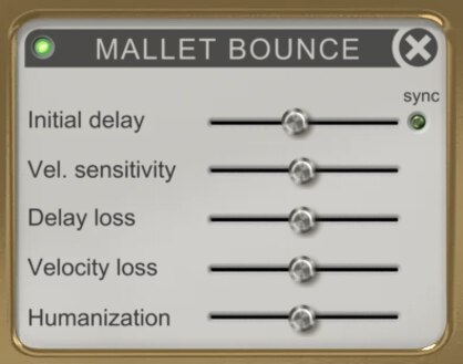 malletbounce