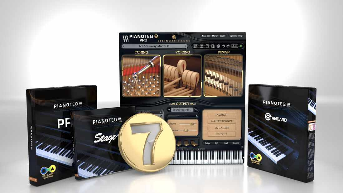 Pianoteq software family