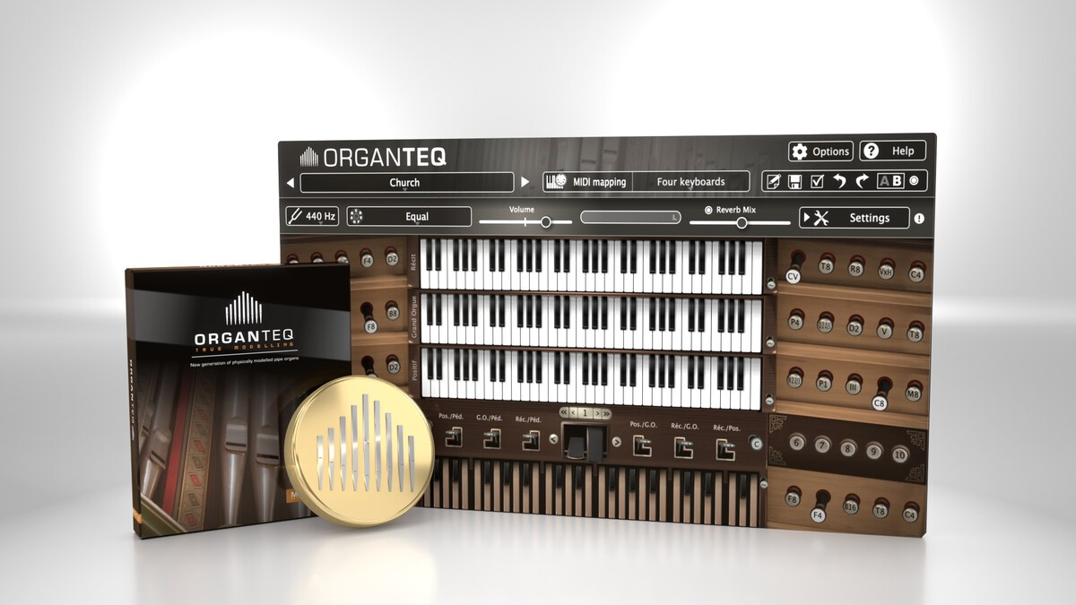 Organteq 1.5 released