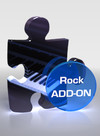Rock piano add-on