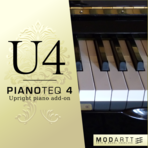 U4 piano interface