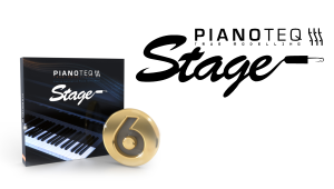 Pianoteq Stage