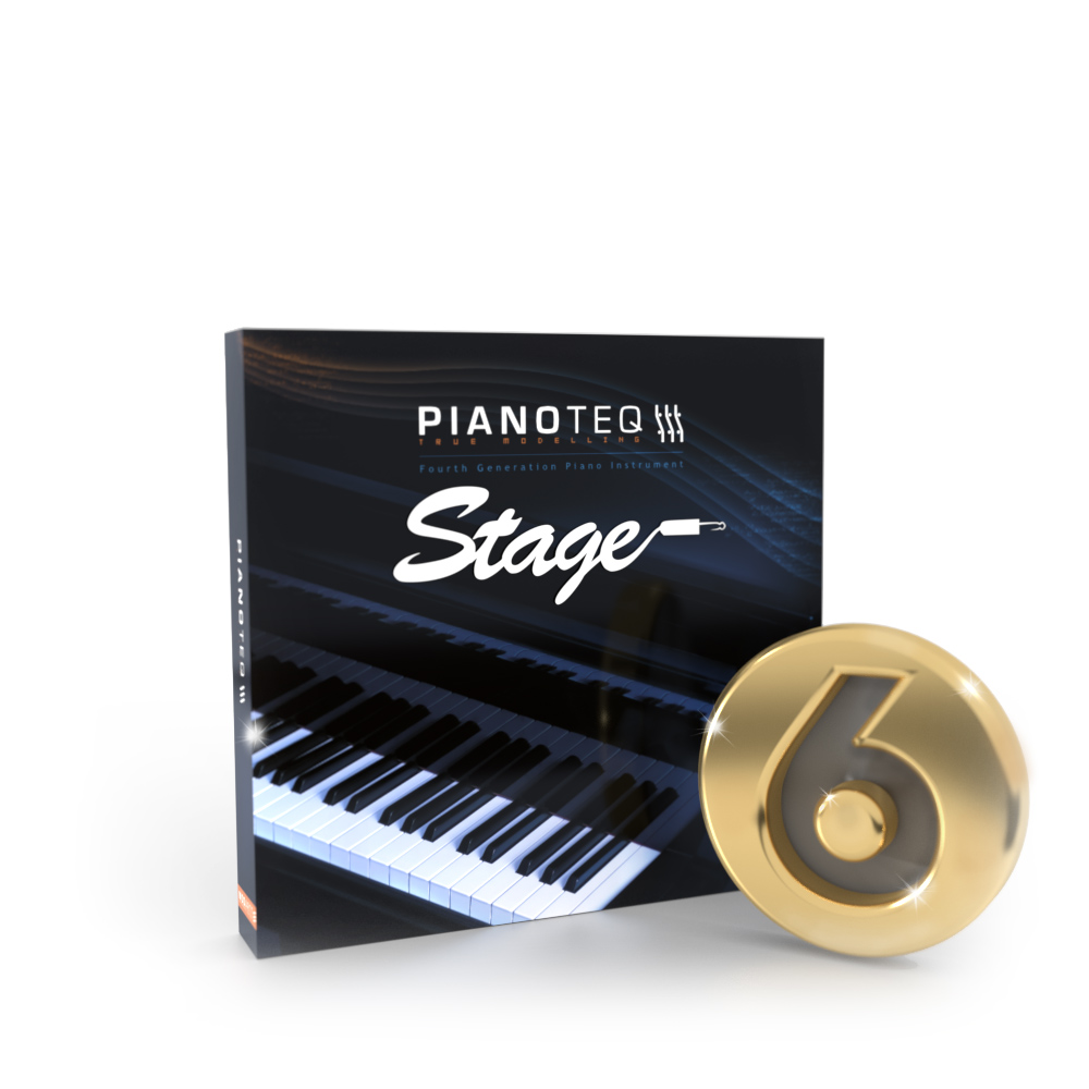 Pianoteq - Virtual piano, physically modelled acoustic and electric