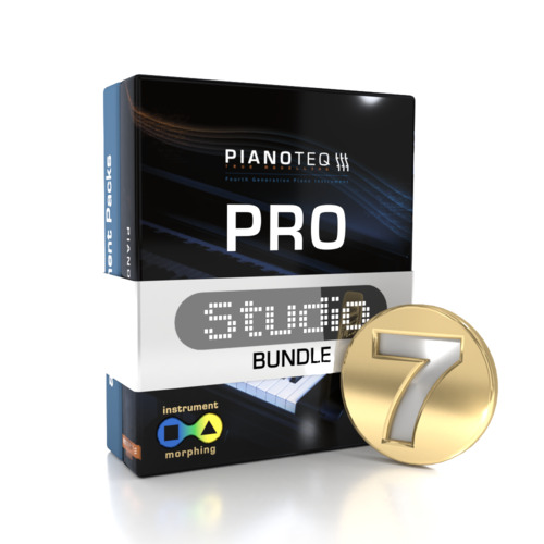 Pianoteq Studio Bundle